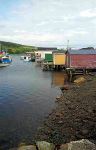 Fortune Harbour Newfoundland