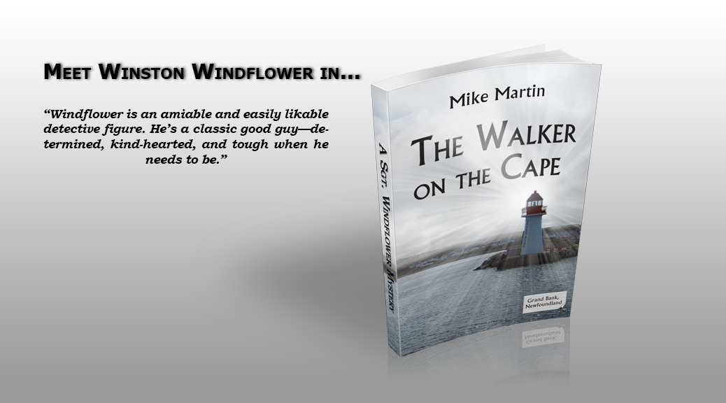 Novel - The Walker on the Cape