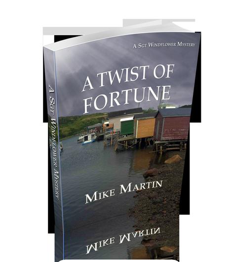 Novel - A Twist of Fortune