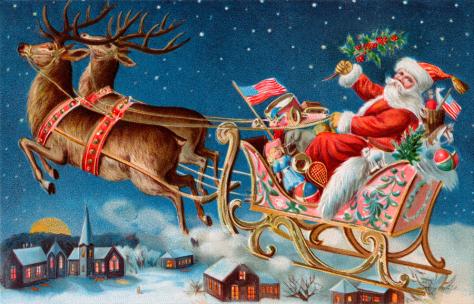 WF Reindeer