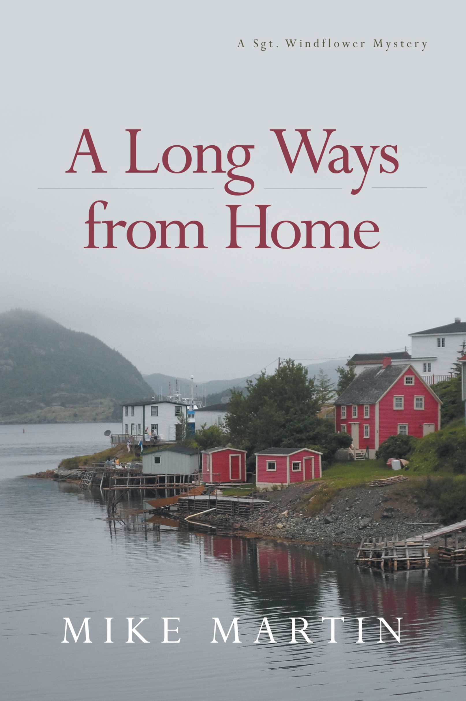 Novel - A Long Ways from Home