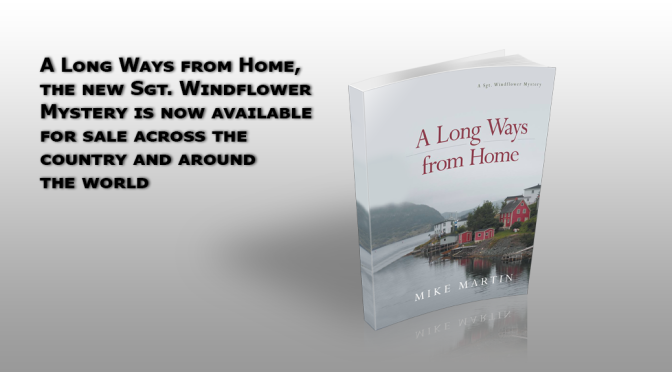 Book Release: A Long Ways from Home … Share the Good News